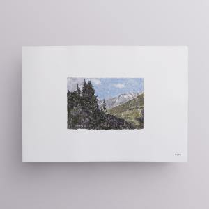 Forest-Landscape-Print